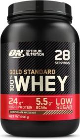 Optimum Nutrition Gold Standard 100% Whey Schokolade/Haselnuss 908g
