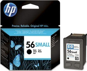 HP Printhead with ink Nr 56 black 4.5ml (C6656GE)
