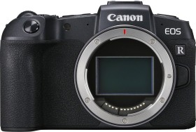Canon EOS RP with lens adapter EF-EOS R (3380C023)
