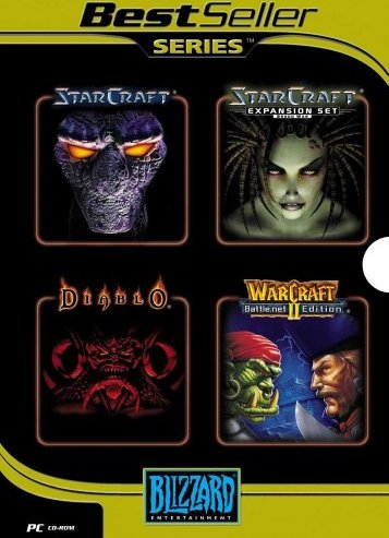Diablo Classic (German) (PC) -- via Amazon Partnerprogramm