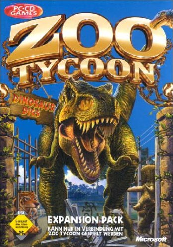 Zoo Tycoon - Dinosaur Digs (Add-on) (deutsch) (PC) -- via Amazon Partnerprogramm