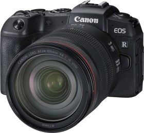 Canon EOS RP mit Objektiv RF 24-105mm 4.0 L IS USM (3380C043)