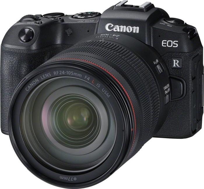 Canon EOS RP mit Objektiv RF 24-105mm 4.0 L IS USM (3380C043)