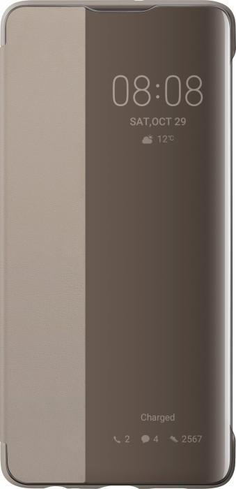 Huawei Smart View Flip Cover für P30 khaki (51992864)