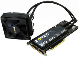 Zotac GeForce GTX 580 Infinity Edition, 1.5GB GDDR5, 2x DVI, mini HDMI