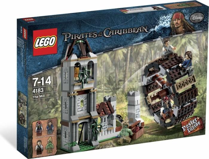 LEGO Pirates of the Caribbean - Duell an der Wassermühle (4183) -- via Amazon Partnerprogramm