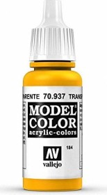 Vallejo Model Color 184 transparent yellow (70.937)