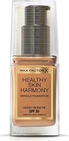 Max Factor Healthy Skin Harmony Miracle Foundation 79 Honey Beige, 30ml