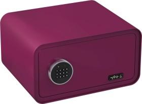 Basi mySafe 430 Tresor, violett, elektronisches Zahlenschloss (2018-0001-BE)