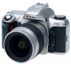 Nikon F65 (SLR) Basic Plus Set mit Objektiv AF 28-100mm 3.5-5.6G