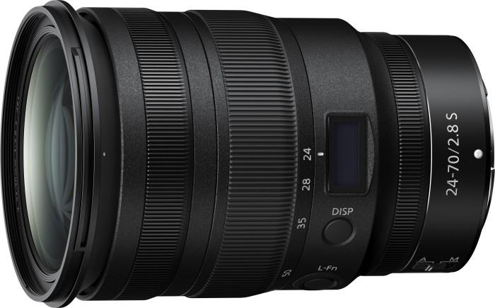 Nikon Z 24-70mm 2.8 S black (JMA708DA)