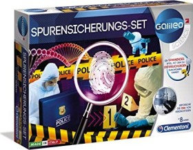 Clementoni Galileo - Spurensicherungs-Set (59125)