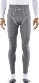 Falke Wool-Tech Tights Hose lang grey-heather (Herren)