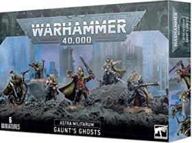 Games Workshop Warhammer 40.000 - Astra Militarum - Gaunt's Ghosts (99120105087)