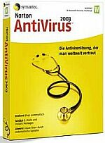 Symantec: Norton AntiVirus 2003 Professional (englisch) (PC) (10025617-IN)