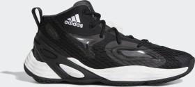 adidas Exhibit A Mid core black/silver metallic/team dark grey(Herren) (H67747)
