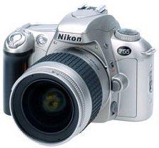 Nikon F55 (SLR) Super Kombi Set mit Objektiv AF 28-80mm und AF 70-300mm