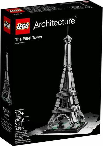 LEGO Architecture - Eiffel Tower (21019)