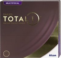 Alcon Dailies Total1 Multifocal, -9.25 Dioptrien, 90er-Pack