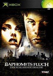 Baphomets Fluch 3 - Der schlafende Drache (niemiecki) (Xbox)