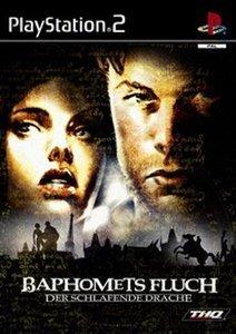 Baphomets Fluch 3 - Der schlafende Drache (niemiecki) (PS2)