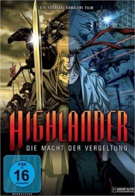 Highlander - Die Macht der Vergeltung (DVD)