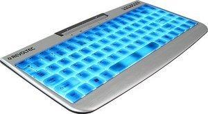 Revoltec LightBoard Compact aluminium Edition srebrny, USB, DE (RE007)
