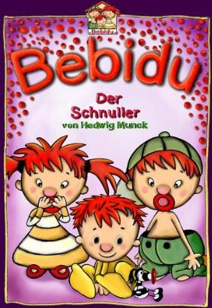 Bebidu 2 - Schnuller -- via Amazon Partnerprogramm