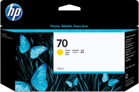 HP ink 70 yellow (C9454A)