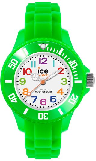 Ice-Watch Ice-Mini Green MN.GN.M.S.12