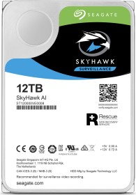 Seagate SkyHawk AI 12TB, SATA 6Gb/s (ST12000VE0008)