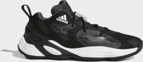 adidas Exhibit A core black/silver metallic/team dark grey(Herren) (H67738)