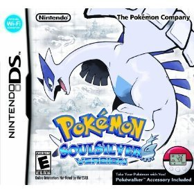 Pokemon - SoulSilver Version (DS)