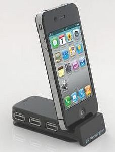 Kensington 3-Port Pocket Hub für Apple (K33952EU)