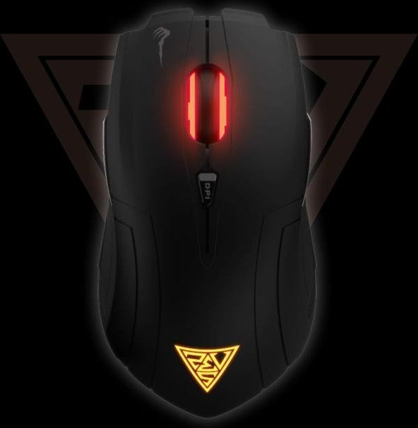 Gamdias Demeter V2 Optical Gaming Mouse, USB (GMS5001)
