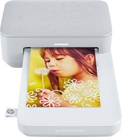 HP Sprocket Studio Photo Printer, weiß (3MP72A)