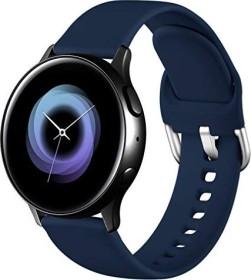 Wepro Silikonarmband S für Samsung Galaxy Watch Active 2 40mm meerblau