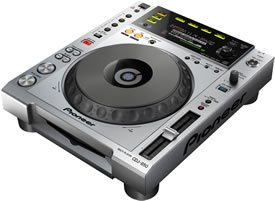 Pioneer CDJ-850 CD turntable