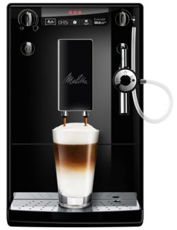 Melitta Caffeo Solo & Perfect Milk pure black (E 957-204)