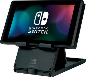 Hori PlayStand schwarz (Switch) (NSW-029U)