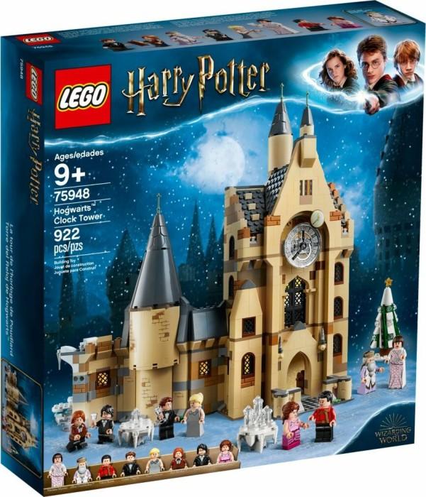 Lego Harry Potter Hogwarts Uhrenturm Ab 67 99 2021 Preisvergleich Geizhals Osterreich