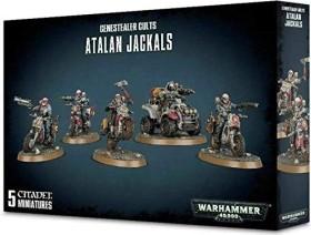 Games Workshop Warhammer 40.000 - Genestealer Cults - Atalan Jackals (99120117014)