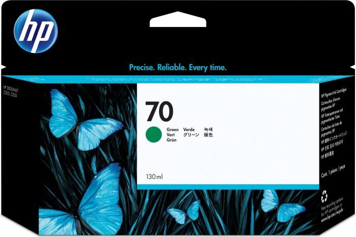 HP 70 Tinte grün (C9457A)