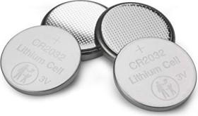Verbatim CR2032, 4-pack (49533)