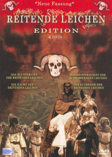 Die reitenden Leichen Box (4 Filme) -- via Amazon Partnerprogramm