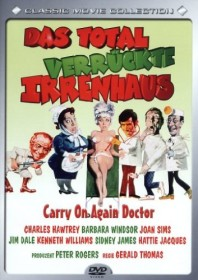 Das total verrückte Irrenhaus (DVD)