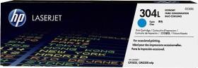 HP Toner 304L cyan niedrige Kapazität (CC531L)