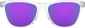 Oakley Frogskins XS polished clear/prizm violet (Junior) (OJ9006-1453)