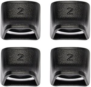 Speedlink trigger Control Cap set, black (PS3) (SL-4424-SBK)