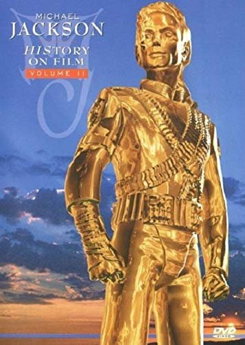 Michael Jackson - History on Film II -- via Amazon Partnerprogramm